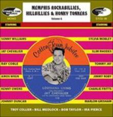 Memphis Rockabillies, Hillbillies & Honky Tonkers vol.6 - Vinile LP