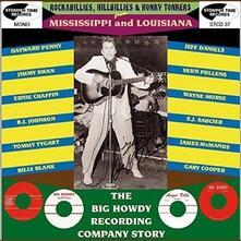 Rockabillies, Hillbillies & Honky Tonker - CD Audio