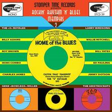 Rockin Rhythm 'n' Blues from Memphis vol.2 - CD Audio