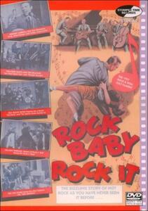 Rock Baby Rock It - DVD