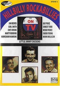 Hillbilly Rockabillies On Tv - DVD
