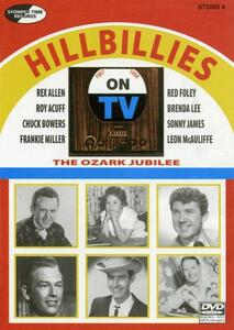 Hillbillies On Tv. The Ozark Jubilee - DVD