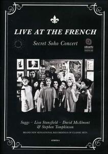 Live At The French. Secret Soho Concert - DVD