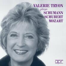 Valerie Tryon Plays Schumann Schub - CD Audio di Valerie Tryon