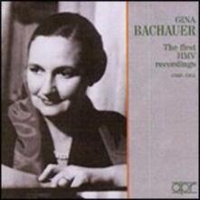 Integrale delle incisioni HMV - CD Audio di Gina Bachauer