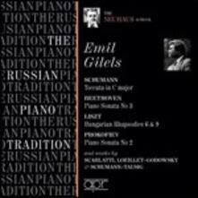 The Russian pianoforte Tradition vol.3 - CD Audio di Heinrich Neuhaus