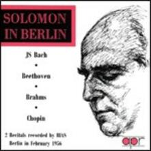 Solomon in Berlin - CD Audio di Solomon