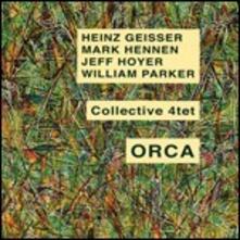 Orca - CD Audio di Collective 4tet