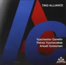 Trio Alliance - CD Audio di Vyacheslav Ganelin