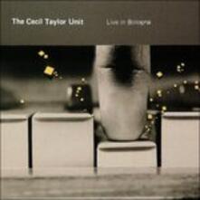 Live in Bologna - CD Audio di Cecil Taylor