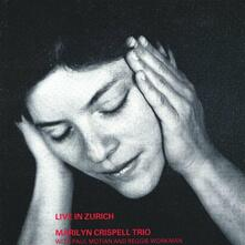 Live in Zurich - CD Audio di Marilyn Crispell