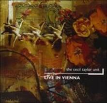 Live In Vienna - CD Audio di Cecil Taylor