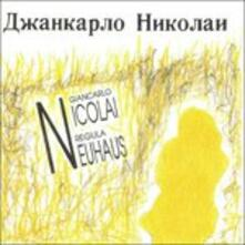 Akankapjio Hhkojah - CD Audio di Giancarlo Nicolai
