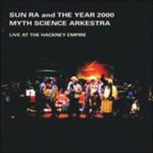 Live at Hackney Empire - CD Audio di Sun Ra Arkestra