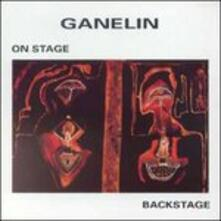 On Stage Backstage - CD Audio di Ganelin Trio