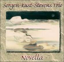 Novella - CD Audio di Michael Jefry Stevens,Harvey Sorgen,Steve Rust