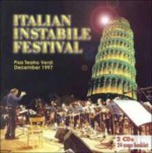 Italian Instabile Festival. Pisa, Teatro Verdi December 1997 - CD Audio di Italian Instabile Orchestra