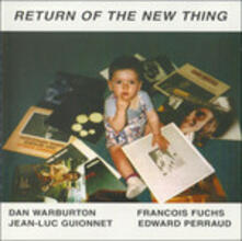Return of the New Thing - CD Audio