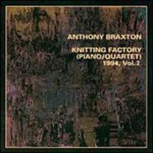 Knitting Factory 2 - CD Audio di Anthony Braxton
