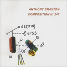 Composition n.247 - CD Audio di Anthony Braxton