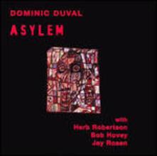 Asylem - CD Audio di Dominic Duval