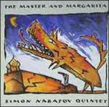 The Master and Margarita - CD Audio di Simon Nabatov