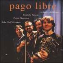Pago Libre - CD Audio di Pago Libre
