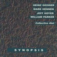 Synopsis - CD Audio di Collective 4tet