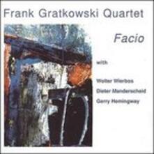Facio - CD Audio di Frank Gratkowski