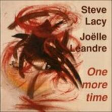 One More Time - CD Audio di Steve Lacy