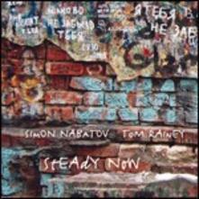 Steady Now - CD Audio di Simon Nabatov,Tom Rainey