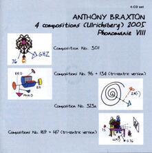 Phonomanie Viii - CD Audio di Anthony Braxton