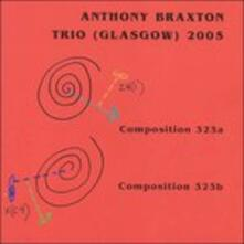 Trio Glasgow - CD Audio di Anthony Braxton