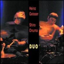 Duo - CD Audio di Heinz Geisser,Shiro Onuma