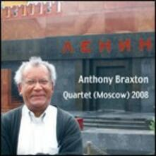 Moscow 2008 - CD Audio di Anthony Braxton
