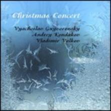 Christmas Concert - CD Audio di Vyacheslav Guyvoronsky