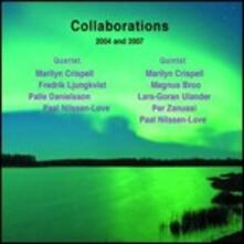 Collaborations 2004 and 2007 - CD Audio di Marilyn Crispell