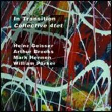In Transition - CD Audio di Collective 4tet