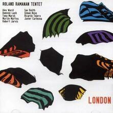 London - CD Audio di Roland Ramanan