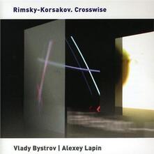 Rimsky. Korsakov Crosswire - CD Audio di Vlady Bystrov