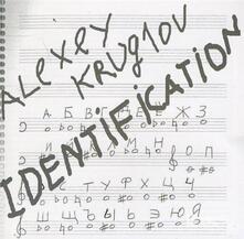 Indentification - CD Audio di Alexey Kruglov