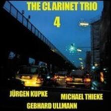 4 - CD Audio di Clarinet Trio