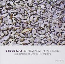 Strewn with Pebbles - CD Audio di Steve Day