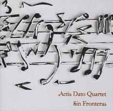 Sin Fronteras - CD Audio di Carlo Actis Dato