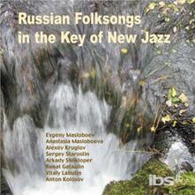 Russian Folksongs in - CD Audio