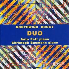 Northwind Boogy - CD Audio di Christoph Baumann