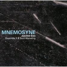 Mnemosyne - CD Audio di Joachim Gies