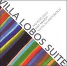 Villa Lobos Suite - CD Audio di Ivo Perelman