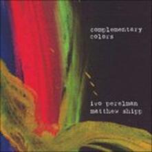 Complementary Colors - CD Audio di Matthew Shipp,Ivo Perelman