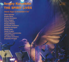 Spirit Lives - CD Audio di Sergey Kuryokhin